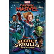 Captain Marvel - Secret Skrulls - EN