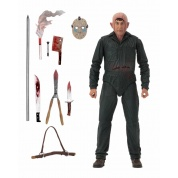 Friday the 13th - Ultimate Part 5 Roy Burns Action Figure 18cm