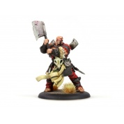 Guild Ball - Butchers Guild: Veteran Boar - The Beast Untamed - EN
