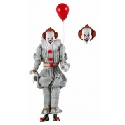 IT - Pennywise (2017) Clothed Action Figure 20cm