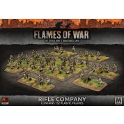 Flames of War: Soviet Rifle Company - 152 plastic figures