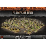 Flames of War: SMG Company - 120 plastic figures