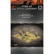Flames of War: PTRD AT Rifle Company (6 teams Plastic)