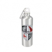 Twilight Eclipse Water Bottle with Carabiner Clip Team Switzerland