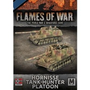 Flames of War: Hornisse Tank Hunter Platoon