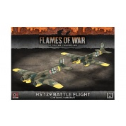 Flames of War: HS 129 Battle Flight