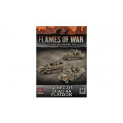Flames of War: Sd Kfz 7/1 Quad AA Platoon