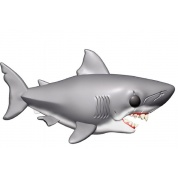Funko POP! Jaws - Jaws Vinyl Figure 15cm
