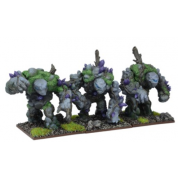 Kings of War - Earth Elemental Regiment - EN