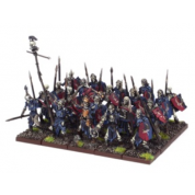 Kings of War - Undead Skeleton Regiment - EN