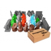 U-Boot The Board Game - All Resin Pack - EN