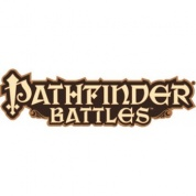 Pathfinder Battles: Legendary Adventures Case of 4 Booster Bricks (8 ct.) with Goblin Village Premium Set - EN