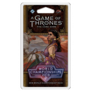 FFG - A Game of Thrones LCG: 2018 World Championship Deck - EN