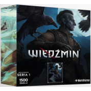 Heroes of the Witcher Series 1 Puzzle - REGIS