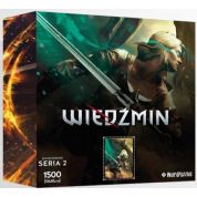 Heroes of the Witcher Series 2 Puzzle - CIRI
