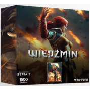 Heroes of the Witcher Series 2 Puzzle - TRISS MERIGOLD