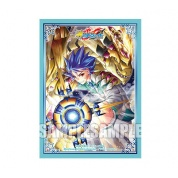 Bushiroad Buddyfight Sleeve Collection Extra Vol.31 - Dai Vanga Buddy Sai (Festival) 2019