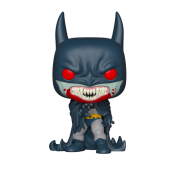 Funko POP! Batman 80th - Red Rain Batman (1991) Vinyl Figure 10cm