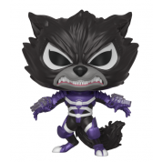 Funko POP! Marvel Venom S2 - Rocket Raccoon Vinyl Figure 10cm