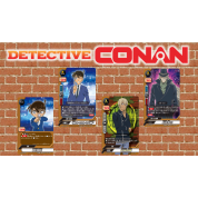 Future Card Buddyfight Ace Ultimate Booster Cross Display Vol.1 Detective Conan (10 Packs) - EN