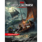 D&D - Ghosts of Saltmarsh - EN