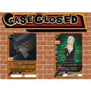Future Card Buddyfight Ace Trial Deck Cross Vol.2 Case Closed -Side:Black- - EN