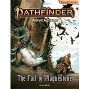 Pathfinder Adventure: The Fall of Plaguestone - EN