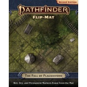 Pathfinder Flip-Mat: The Fall of Plaguestone