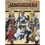 Pathfinder Character Sheet Pack - EN