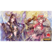 Kamigami Battles Playmat: Thor and Loki Standard