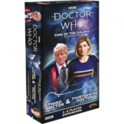 Doctor Who: Time of the Daleks - Third & Thirteenth Doctor 5–6 Player Expansion - EN
