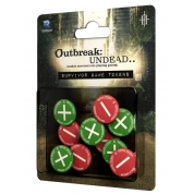 Outbreak Undead 2nd Ed RPG Survivor's Tokens - EN