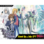 Cardfight!! Vanguard V - The Heroic Evolution Extra Booster Display (12 Packs) - EN