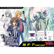 Cardfight!! Vanguard V - The Heroic Evolution Sneak Preview Kit - EN
