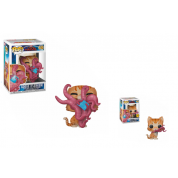 Funko POP! Captain Marvel - Goose the Cat (Flerken) Vinyl Figure 10cm Assortment (5+1 chase figure)