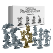 Dawn of Peacemakers: Miniature Pack - EN