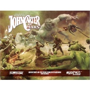 John Carter of Mars: Core Rulebook - EN