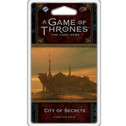 FFG - A Game of Thrones LCG 2nd Edition: City of Secrets - EN