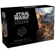 FFG - Star Wars Legion: Downed AT-ST Battlefield Expansion - EN