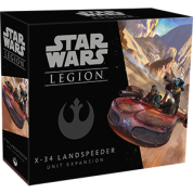 FFG - Star Wars Legion: X-34 Landspeeder Unit Expansion - EN