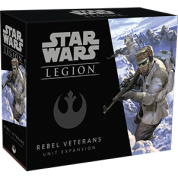 FFG - Star Wars Legion: Rebel Veterans Unit Expansion - EN