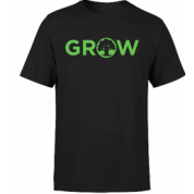 Magic The Gathering - Grow T-Shirt - Black - XXL