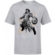 Magic The Gathering - Gideon Character Art T-Shirt - Grey - L