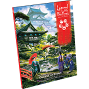 FFG - Legend of the Five Rings RPG Courts of Stone - EN