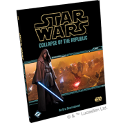 FFG - Star Wars RPG: Collapse of the Republic - EN