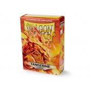 Dragon Shield 60 Classic - Tangerine (60 Sleeves)