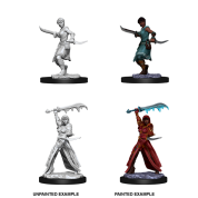 D&D Nolzur's Marvelous Miniatures - Female Human Rogue (6 Units)