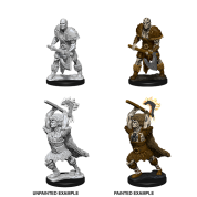 D&D Nolzur's Marvelous Miniatures - Male Goliath Barbarian (6 Units)