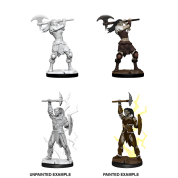 D&D Nolzur's Marvelous Miniatures - Female Goliath Barbarian (6 Units)