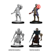 D&D Nolzur's Marvelous Miniatures - Male Human Warlock (6 Units)
